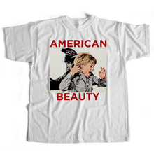 BOW3RY AMERICAN BEAUTY TEE WHITE