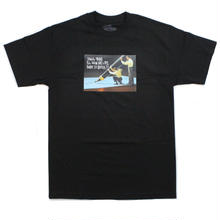BAKER SKATEBOARDS LIFER TEE BLACK