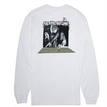 FUCKING AWESOME PORTAL L/S TEE   WHITE