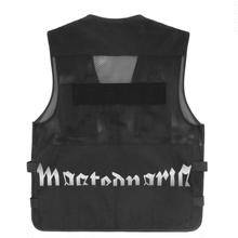 WASTED PARIS VEST POCKET ARMY