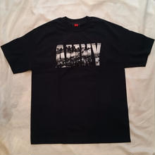 AM after midnight nyc amny tee navy