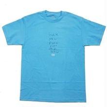LABOR SKIPSCHOOL  S/S TEE     CAROLINA BLUE