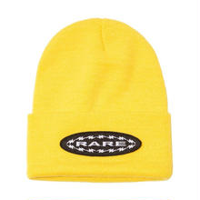 RARE PANTHER BOLTWIRE  BEANIE   YELLOW