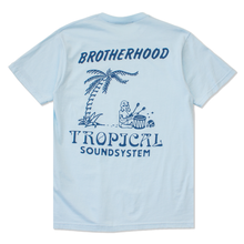 BROTHER HOOD TROPICAL SOUNDSYSTEM C,BLUE