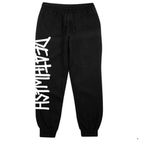 DEATH WISH DEATHSPRAY  SWEATPANT   BLACK