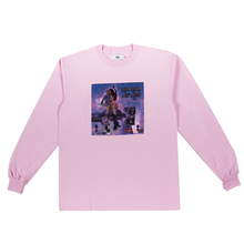 SOUR SOLUTION SEX STYLE L/S TEE PINK