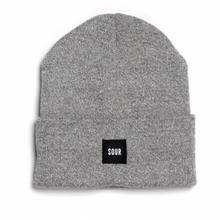 SOUR SOLUTION  ARMY BEANIE    H,GREY