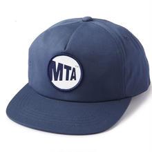 MTA X INTERBREED UNIFORM 5 PANEL CAP  NAVY