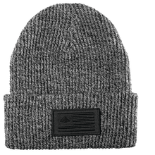 EMERICA   MADE IN CUFF BEANIE    WHITE/BLACK