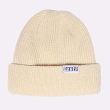 BAKER SKATEBOARDS CUFF BEANIE    OFF WHITE