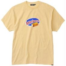 INTERBREED GOLDEN SNACK SS TEE    L,YELLOW