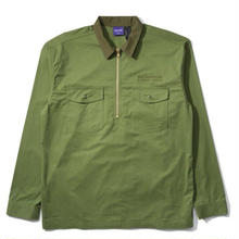 THE HUNDREDS X CARROTS HOUSE JACKET OLIVE