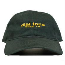 DIALTONE TRADEMARK CAP F,GREEN