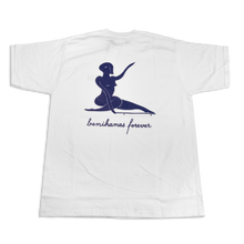 SOUR  SOLUTION  BENIHANAS FOREVER TEE    WHITE