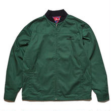 HELLRAZOR  CORE DERBY JACKET-OLIVE