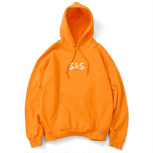 SAINTS&SINNERS 4TH GRADE DEVIL HOOD-ORANGE