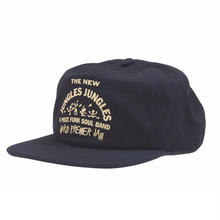 JUNGLES  WORLD PREMIER JAM CAP     BLACK