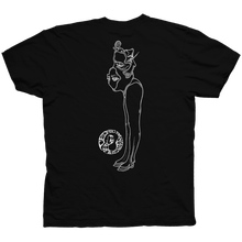 DEATH WISH   DESPONDENT TEE     BLACK