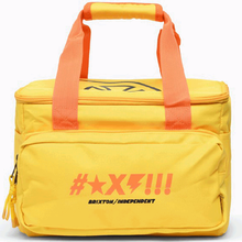 BRIXTON X INDEPENDENT SHANE COOLER-YELLOW