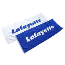 LAFAYETTE  LOGO JACQUARD SPORTS TOWEL