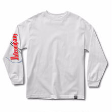 JHF FLAVOR COUNTRY   L/S TEE  WHITE