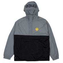 RIPNDIP IT WONT BE OK ANORAK JACKET GREY