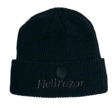 HELLRAZOR TRADEMARKLOGO WATCHCAP-BLACK