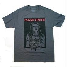 BOW3RY PAGAN YOUTH S/S TEE   C,GREY