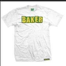 SHAKE JUNT BAKEJUNT   TEE   WHITE