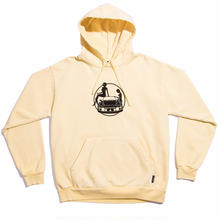 WAYWARD WHEELS GOLDEN GIRLS HOODIE         HELLOW YELLOW