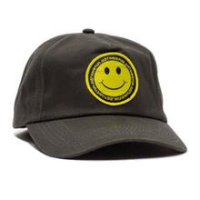 JHF HAVEA NICEDAY SNAPBACK  BLACK
