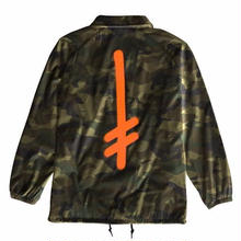 DEATH WISH CORCH JACKET  THE TRUISH CAMO