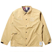 BORNXRAISED COACHES JACKET TAN