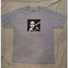 BUTTER GOODS coltrane S/S tee h.grey