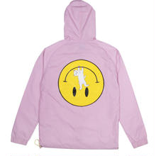 RIPNDIP EVERYTHING WILL BE OK ANORAK JACKET    PINK