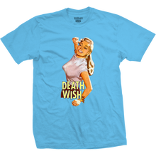 DEATH WISH LAY IT ON ME LIGHT   TEE              L.BLUE