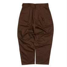 HELLRAZOR EASY TROUSERS BROWN