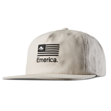EMERICA MADE IN SNAPBACK    KHAKI