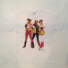 INTERBREED  SALT 'N' PEPA TEE    WHITE
