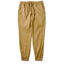 LAFAYETTE  COTTON STRETCH JOGGER PANT BEIGE