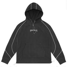 WASTED PARIS MOUNTAIN HOODIE  BLACK