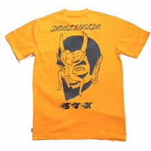 STREETX  DEVIL INSIDE    TEE    GOLD