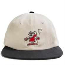 HELLRAZOR XBETTER  DEVIL HAT BLACK/GREY