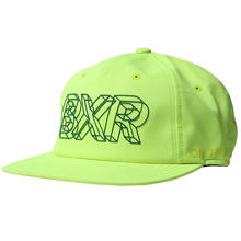 BORNXRAISED WIREFRAME NYLON HAT ,N,GREEN