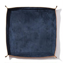 THE HUNDREDS X CARROTS LETHER SUEDE TRAY