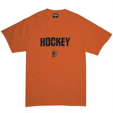 HOCKEY SILENCE TEE TEXAS ORANGE