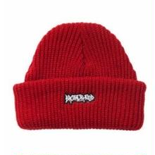 BROTHER HOOD ICONIC PATCH BEANIE  RED