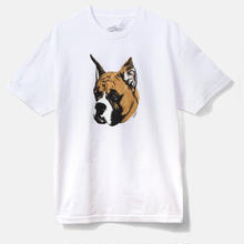 BAKER SKATEBOARDS BOXER TEE   WHITE