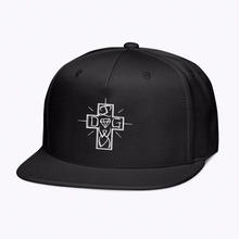 DIAMOND SUPPLY CO X DODTOWN STRAPBACK CAP BLACK