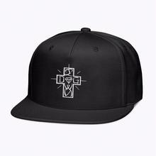 DIAMOND SUPPLY CO X DODTOWN STRAPBACK CAP BLACK